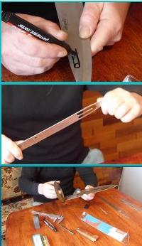 Схемы для вязания ленточными нитками